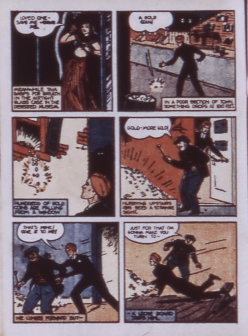 Read online WHIZ Comics comic -  Issue #3 - 36