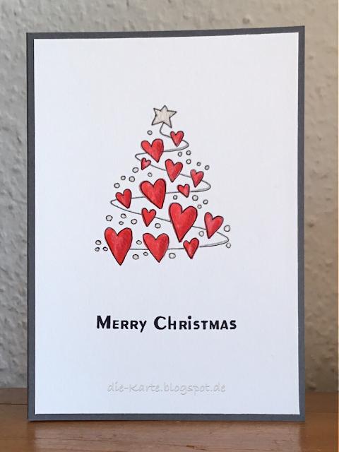 """""""Herzlicher Weihnachtsbaum"""" Heindesign"""