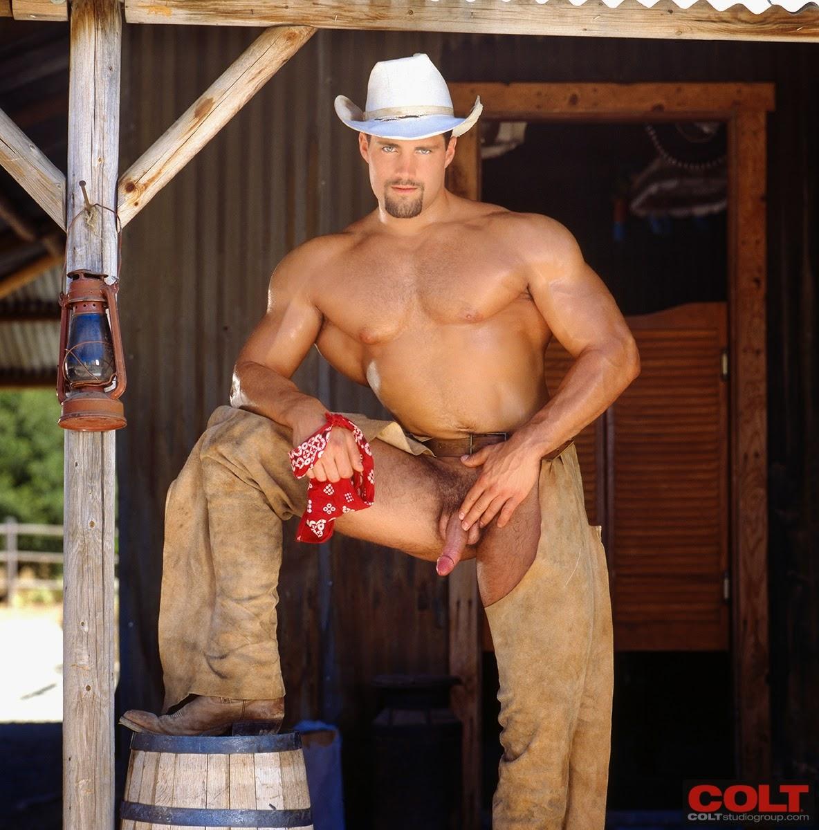 Porno de vaqueros