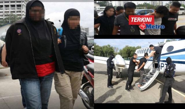 Mengaku Terima Arahan Muhammad Wanndy Serang Malaysia