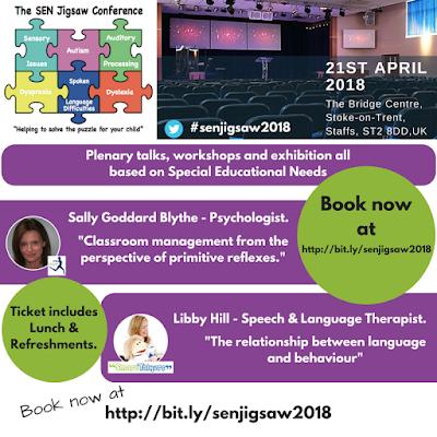SEN Jigsaw Conference