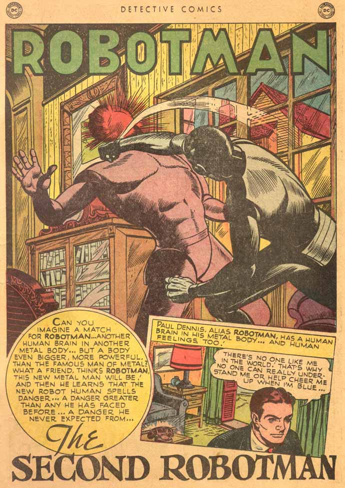 Detective Comics (1937) 153 Page 16