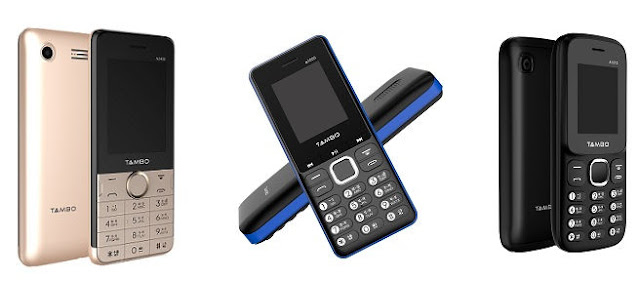 Tambo powerphones