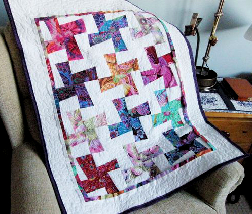 River Whirl Quilt
