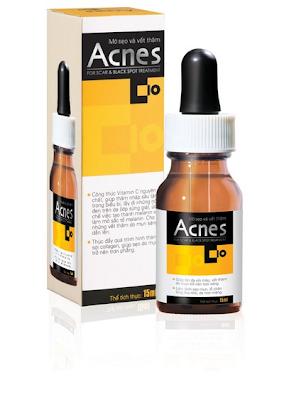 Acnes C10 - giải pháp điều trị sẹo vết thâm
