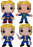 Hot Topic Mystery Box Vault boy