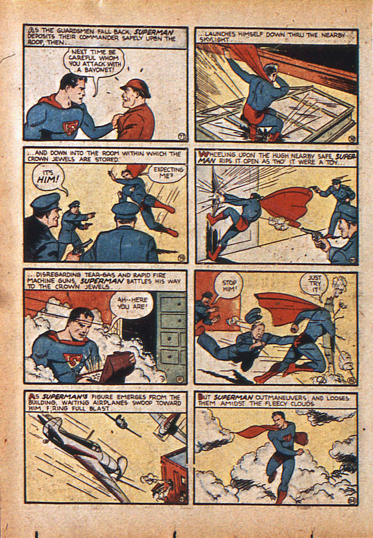Read online Action Comics (1938) comic -  Issue #21 - 15