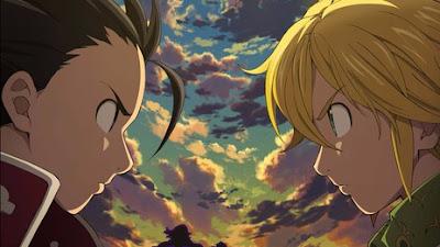 El anime Nanatsu no Taizai estrena segunda temporada y una película en 2018.