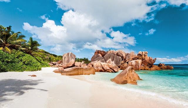 oceano indiano spiaggia