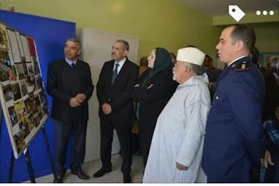 المديرية الإقليمية بأزيلال تحتفل باليوم الوطني للسلامة الطرقية