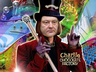 чарли и шоколадная фабрика фильм картинки