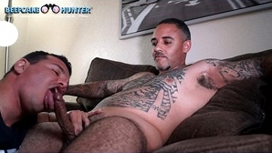 Sucking sexy Blatino daddy – JC