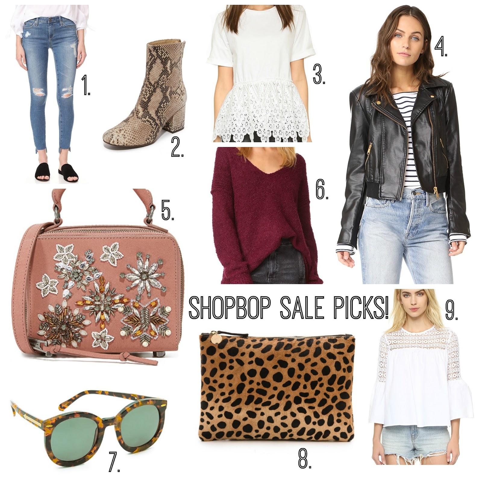 shopbop fall sale picks