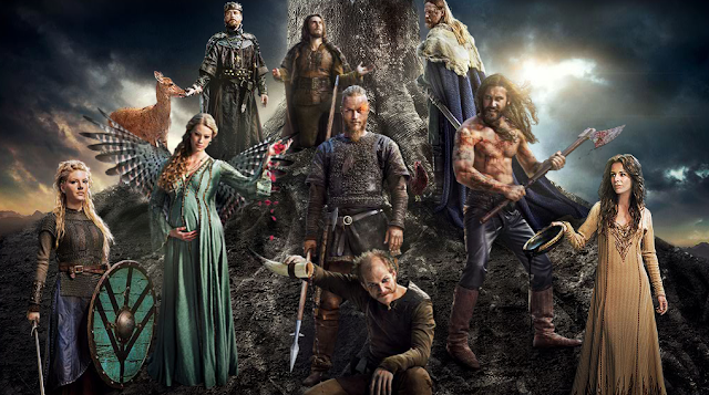 VIKINGS - Serie de TV
