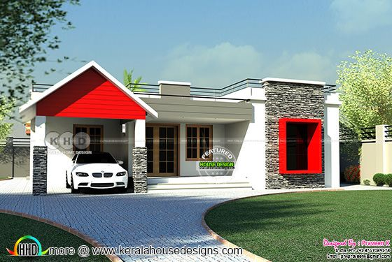 House design by Praveen K, from Mangalore, Karnataka