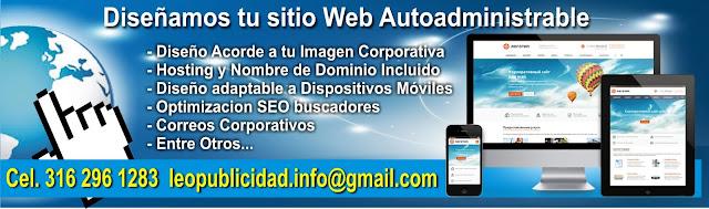 Diseño de Paginas Web En Manizales