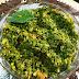 Ridge gourd  ( shiralyachyia salanchi) skin chutney