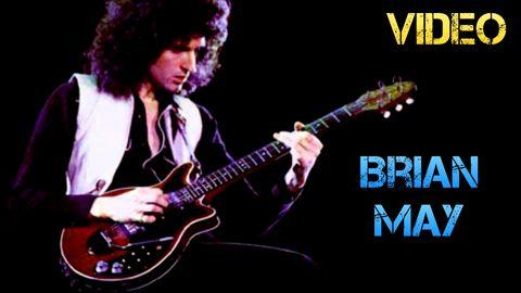 Vídeo Biografía Brian May
