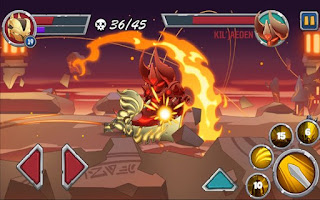 Game Legendary Warrior V1.0.12 MOD Apk