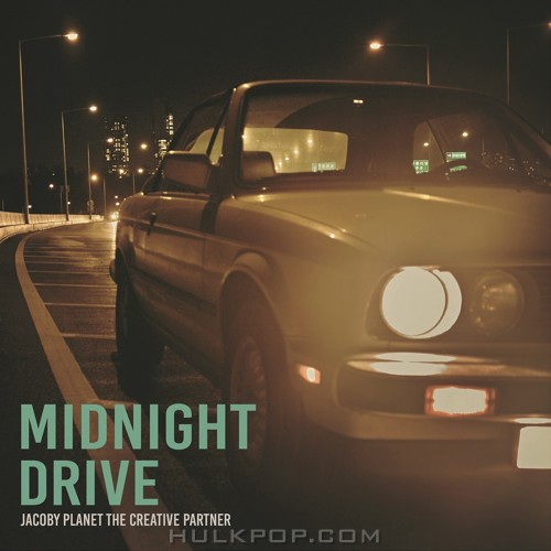 Jacoby Planet – MIDNIGHT DRIVE (Feat. 김호연 Of 달 좋은 밤) – Single