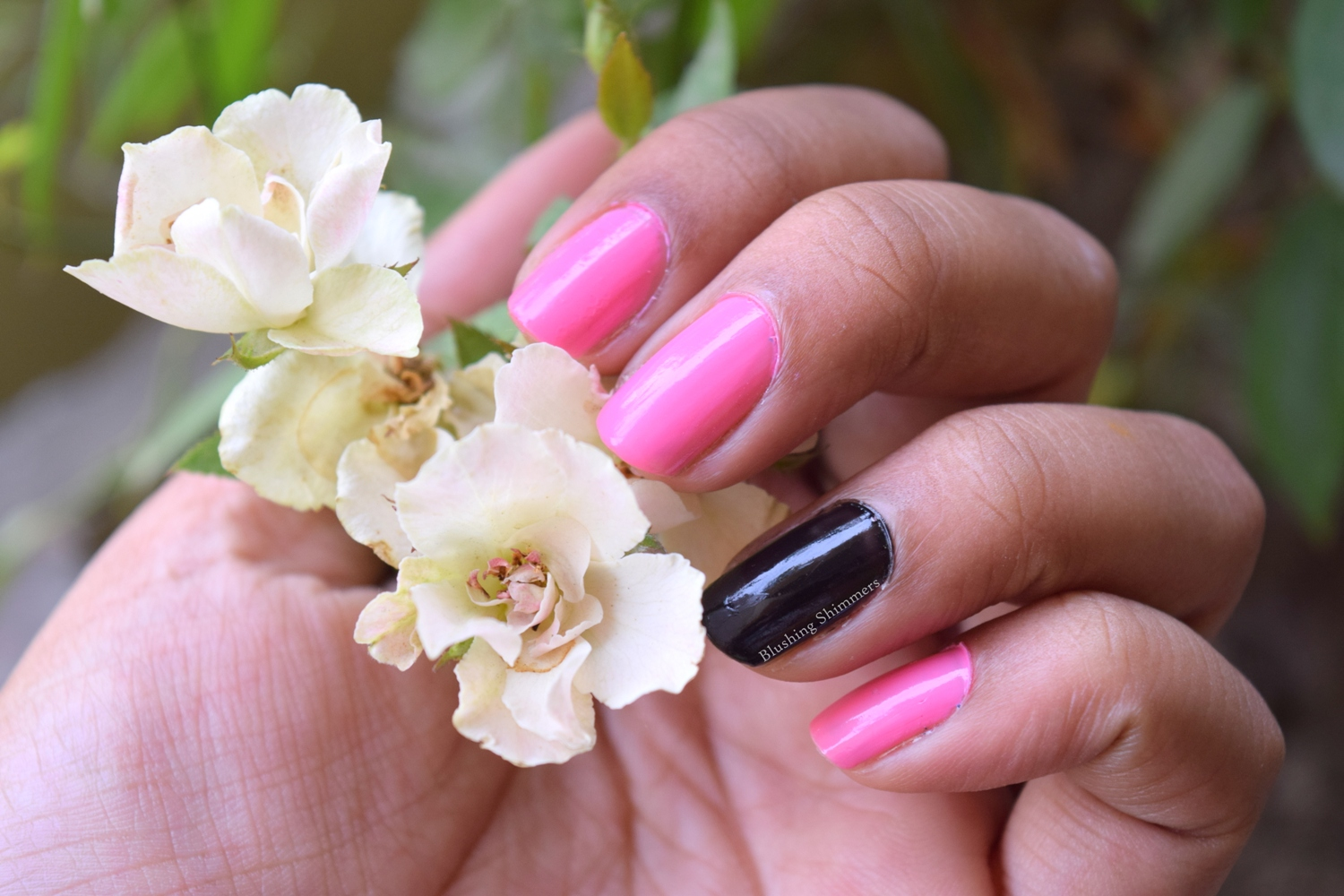 Stay Quirky nail paint pink potency