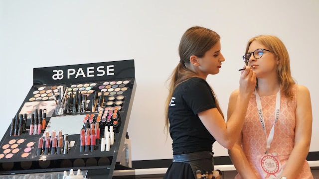 Relacja z I Warsztatów BeautybyBloggers Paul Mitchell