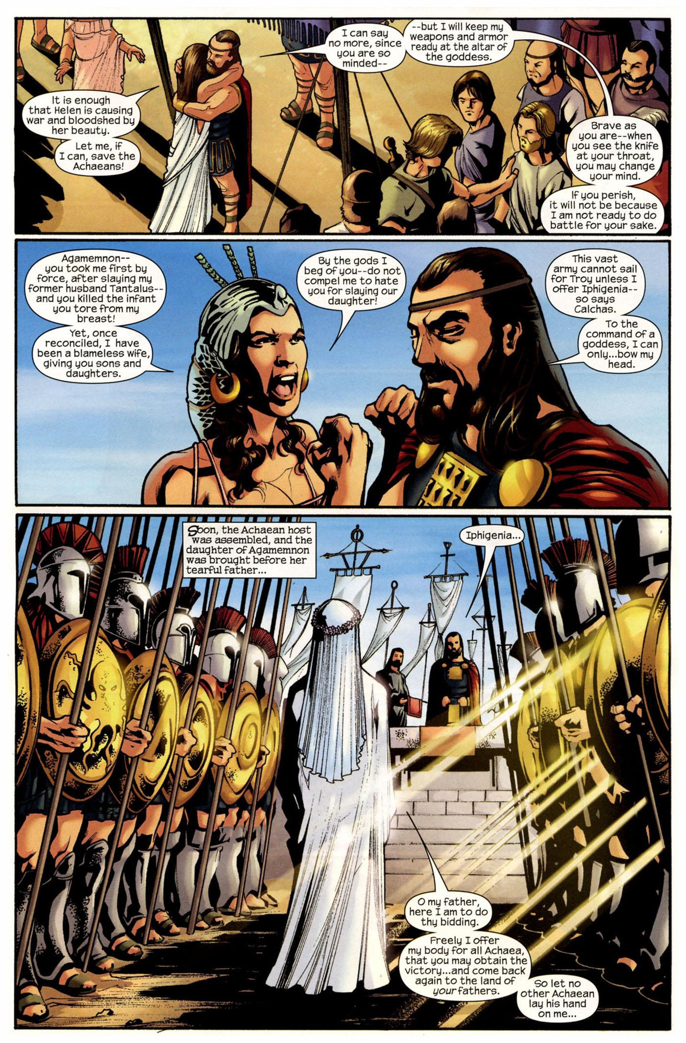 Read online Trojan War comic -  Issue #2 - 7