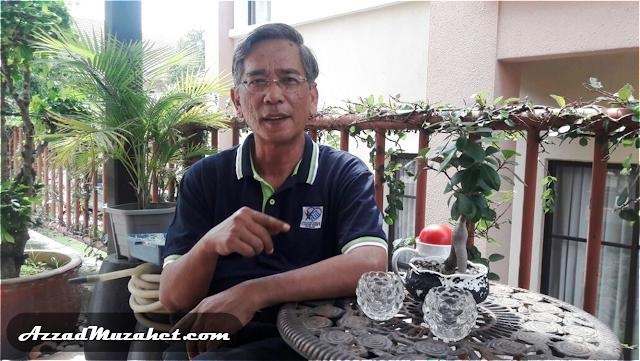 President Persatuan Penduduk Superlink Presint 16, Putrajaya