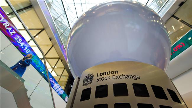 London Stock Exchange employee falls to death