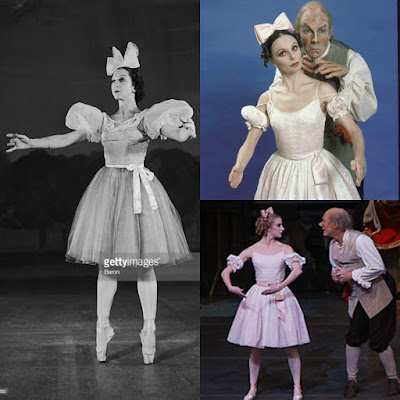 "Balanchine's Coppelia and Makarova's Bayadere: ""After"" Petipa"