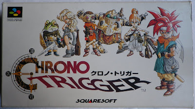 Chrono Trigger (Jap) - Caja delante