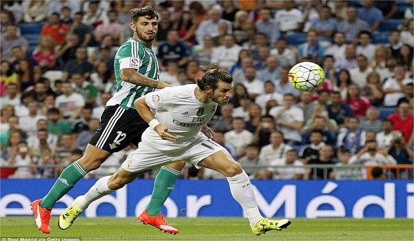 Prediksi Real Madrid vs Real Betis Liga Spanyol