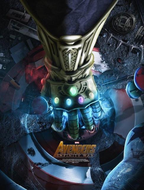 Aparece trailer oficial de Vengadores: Guerra Infinita