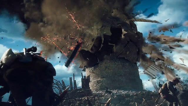 Massive Damage in Battlefield 1 Using Dynamite Trick