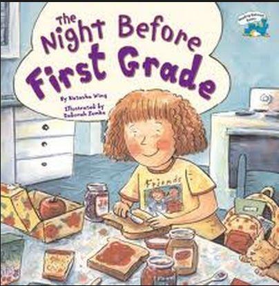 Night+before+first+grade - Kindergarten Level Book