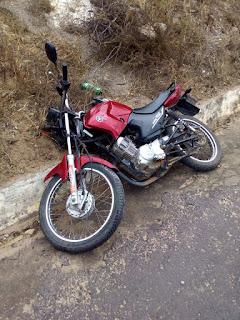 Dois acidentes com motos e caro no município de Cuité, um com vítima fatal
