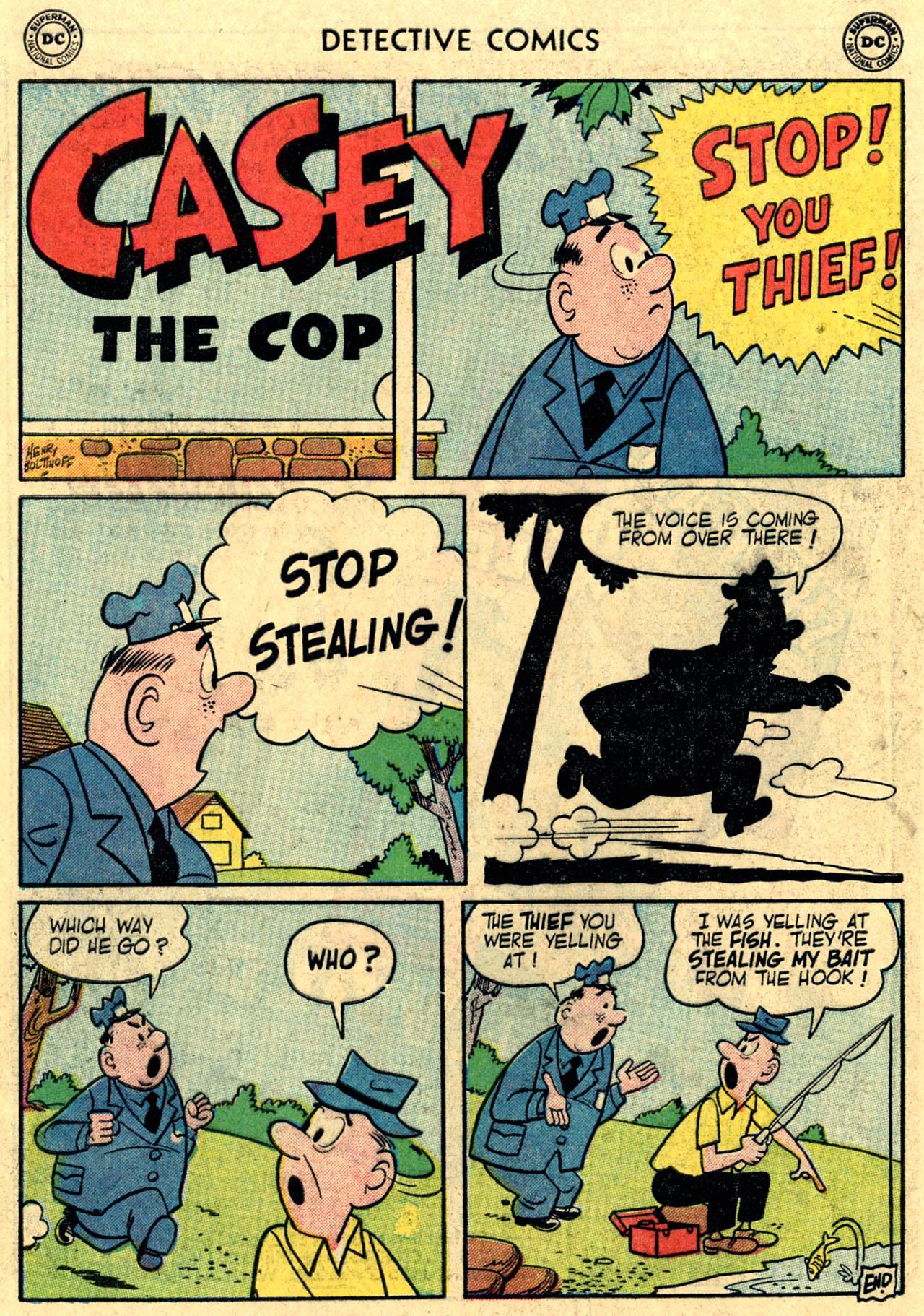Detective Comics (1937) 231 Page 33