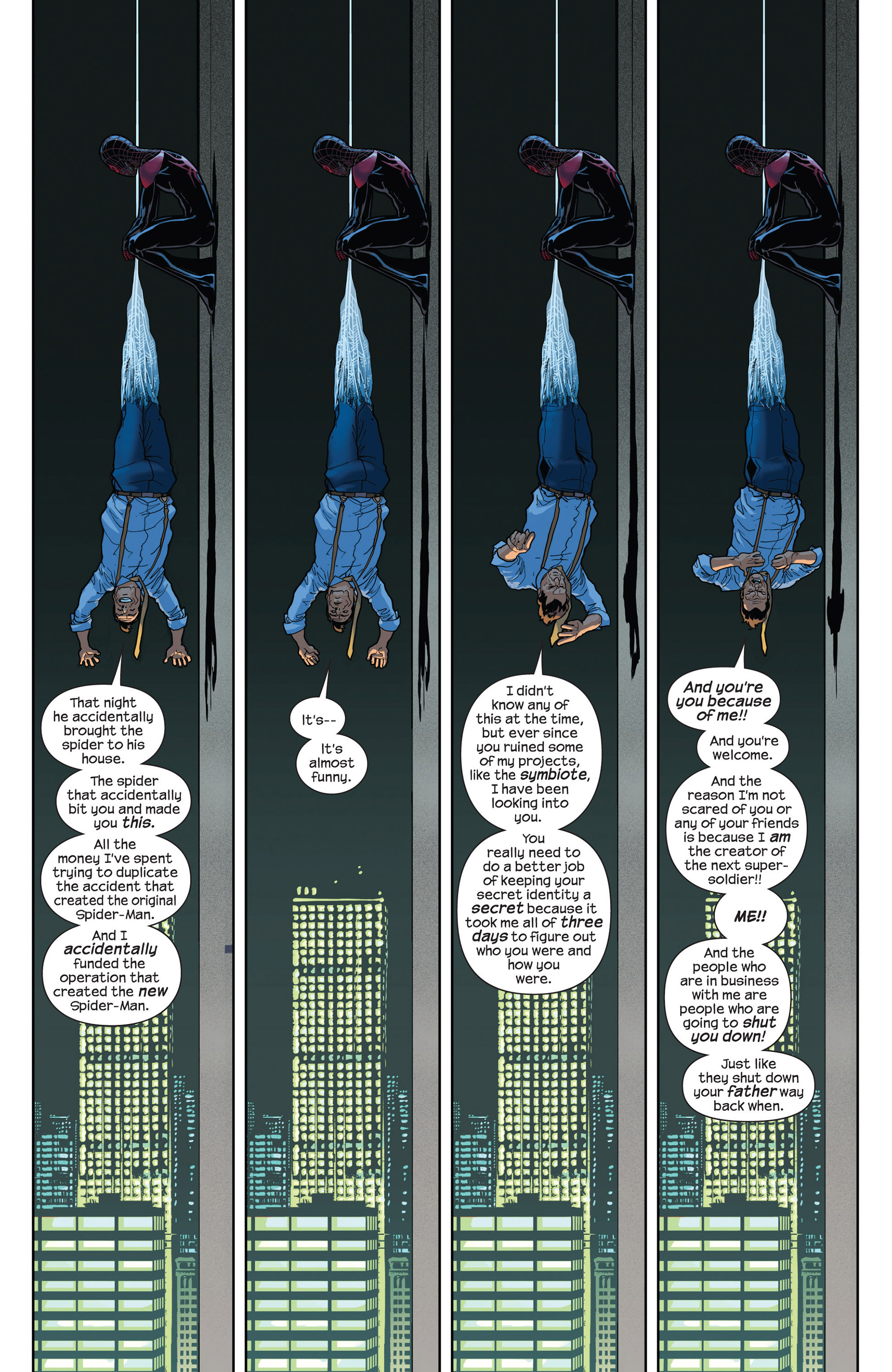 Read online Ultimate Comics Spider-Man (2011) comic -  Issue #28 - 10