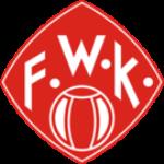 Logo Tim Klub Sepakbola Kickers Wurzburg PNG