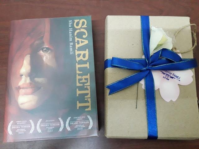 Giveaway Berkongsi Rezeki by Kasihku Amani
