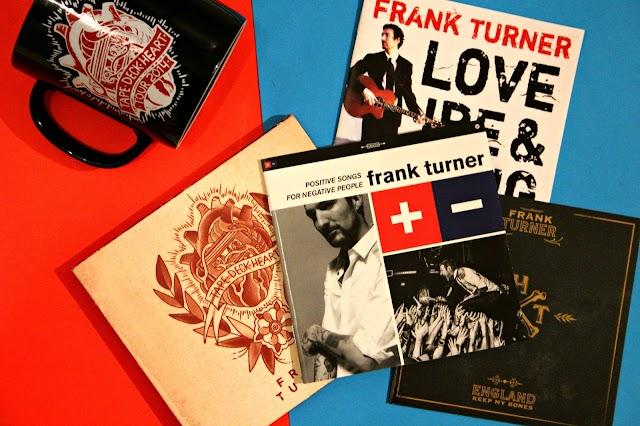 Frank Turner & The Sleeping Souls at Northumbria University - 7/12/16