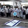 Beginilah Cara Masyarakat Aceh Memperlakukan Bendera Israel Dengan Benar