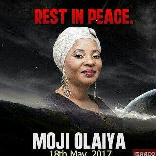 Househelp Reveals How Moji Olaiya Died