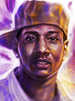 Destorm Power Digital Portrait