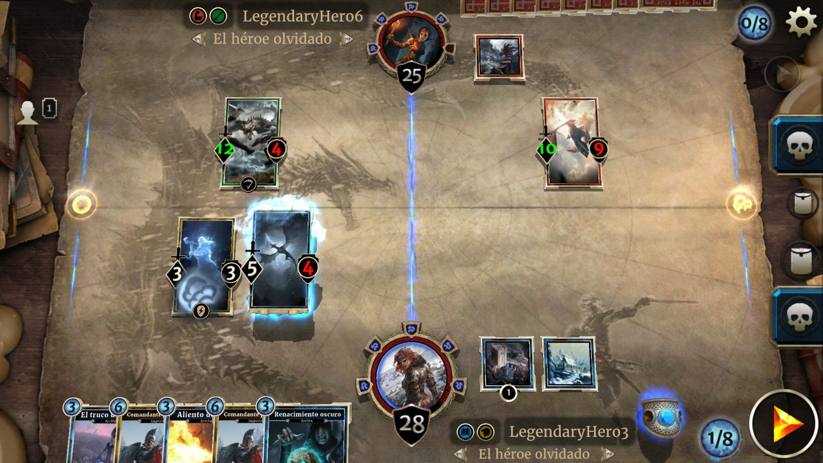 The Elder Scrolls: Legends ya disponible en teléfonos móviles