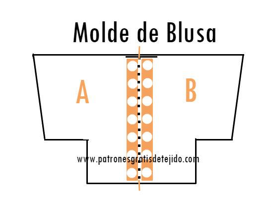 molde-de-blusa-kimono-ganchillo