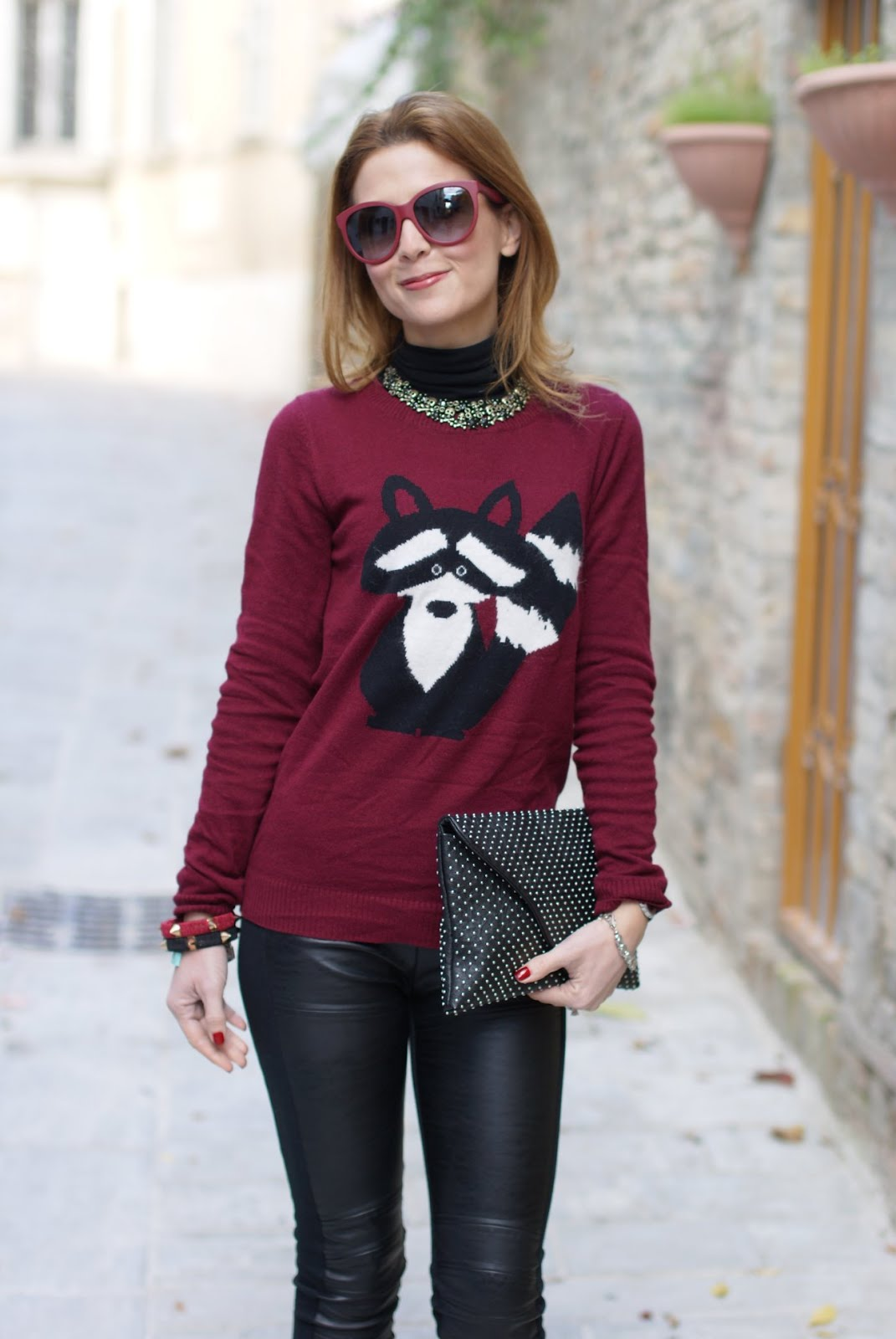 Trends 2012: Large Sweaters