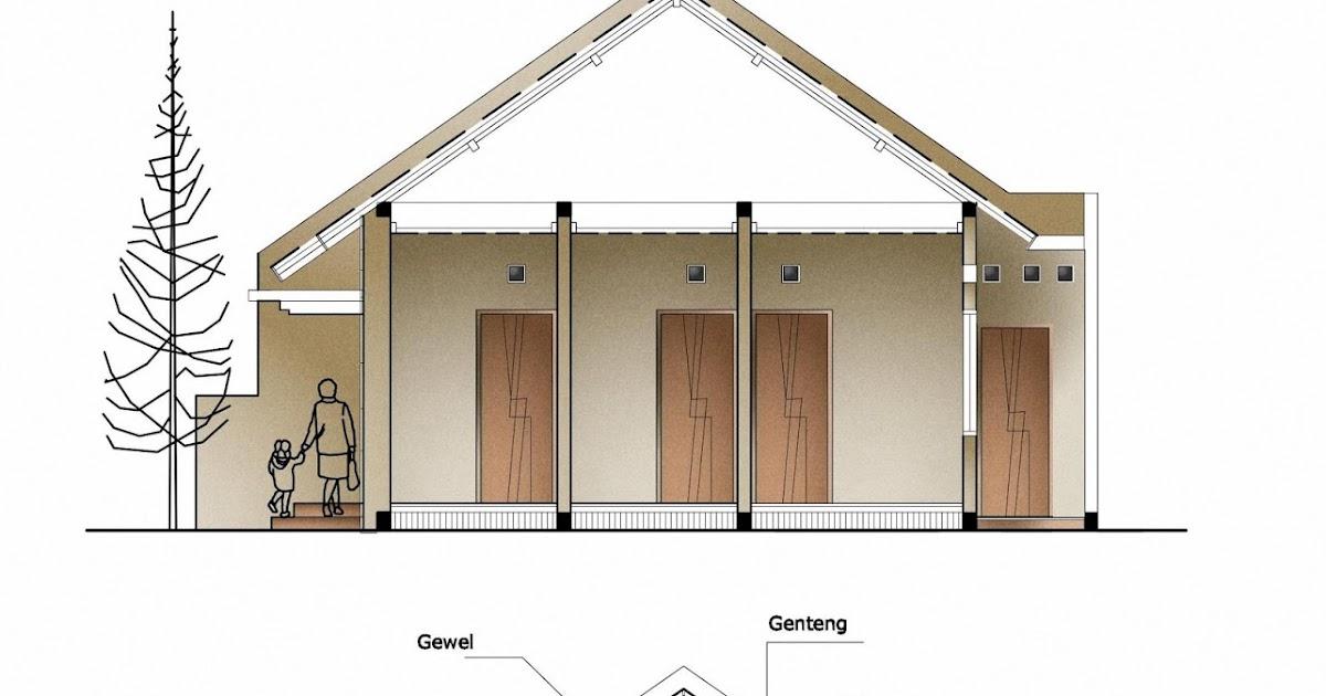 Pemasangan Atap Baja Ringan Balikpapan Biaya Desain Rumah Sederhana ~ Metro Properti