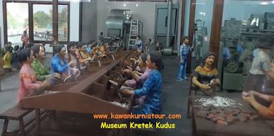 museum kretek kudus jawa tengah