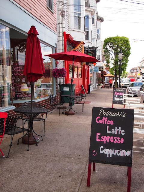 Cafes in East Greenwich Rhode Island